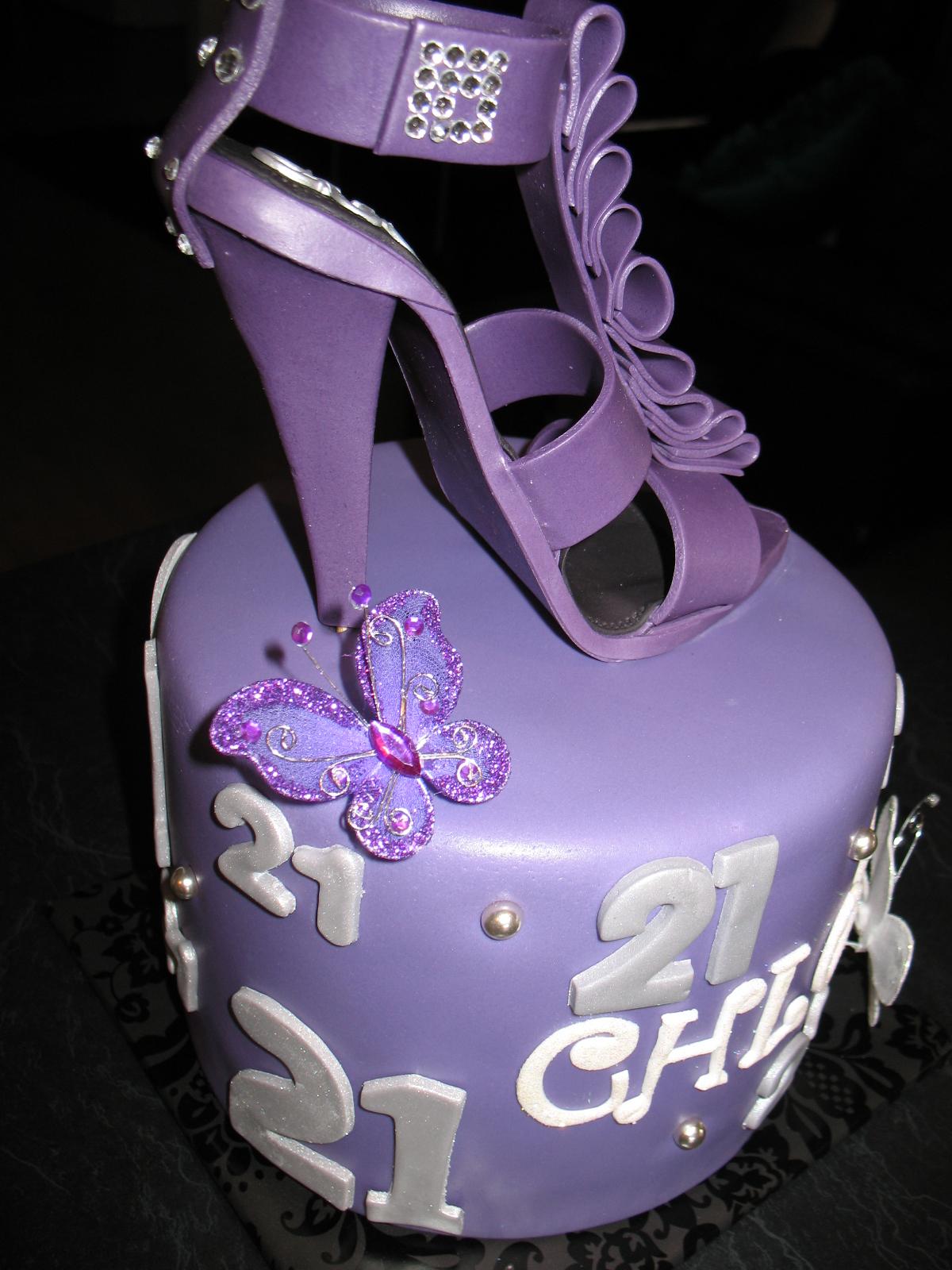 Sandy S Cakes Chloe S 21st