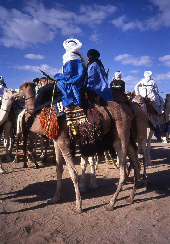 World Architecture Review Earth Issue 2010 Tuareg People