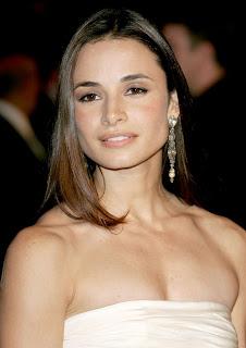 Sexy Celebs: Mia Maestro - 2007 Vanity Fair Oscar Party