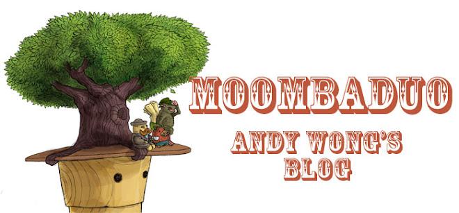 moombaduo- Andy Wong's Blog
