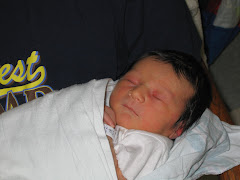 Brady...age - one day