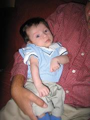 Brady age - 2 months (maybe??)