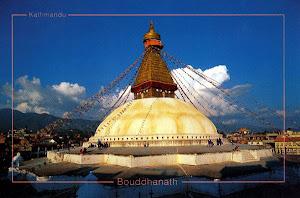 Buddanath stupa