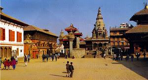 Bhaktapur (Durbar Sqare)