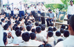 'Save the Tiger' interaction program in School