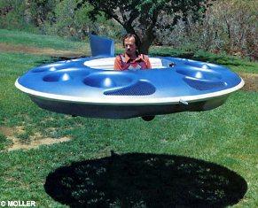 7. Flying Saucer kumpulan17