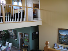 Upstairs / downstairs view