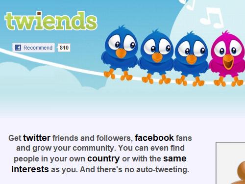 Aumentar followers Twitter