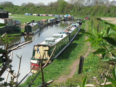 Moorings at Shackerstone