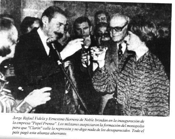Resultado de imagen para ernestina dictadura