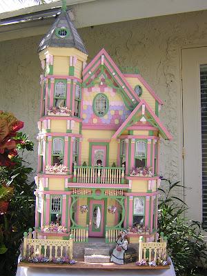 Dollhouses By Robin Carey The San Franciscan