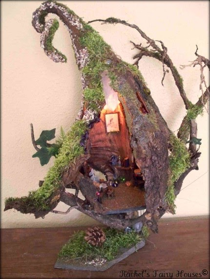 My Dream Dollhouse: Wizards Hollow ~ Rachel Pace