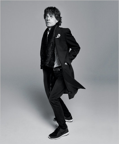 Furniture Quality Control Mick Jagger In Times Style Magazine