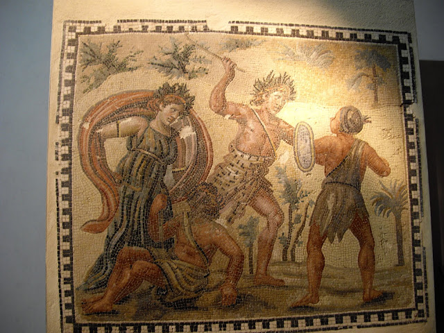 Visitar os Museus de Roma - PALLAZO MASSIMO de Roma   Itália