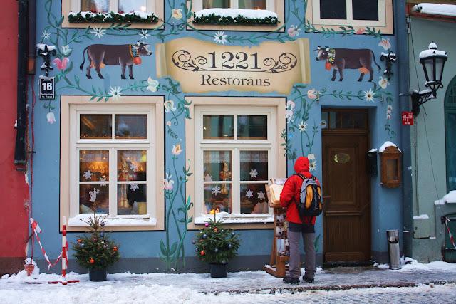 Visitar RIGA - Uma passagem de ano no coração do Leste da Europa | Letónia