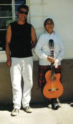 COMUNIDAD MAPUCHE - CHIQUILIHUÍN - NEUQUEN. 2003