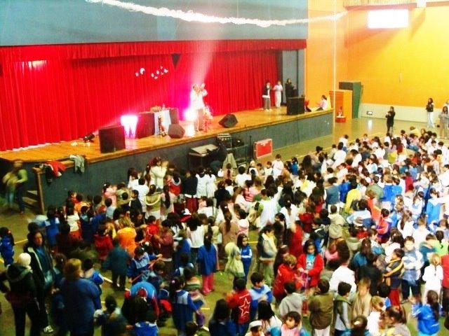 Choele Choel Gimnasio Municipal -Julio 2008