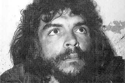Che Guevara - vassourando