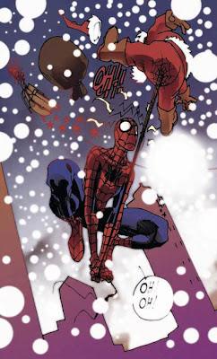 Spider-Man by Carmine Di Giandomenico