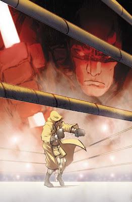 Battlin' Murdock & Daredevil by Carmine Di Giandomenico