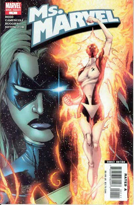 Miss Marvel Special #1, disegni di Giuseppe Camuncoli