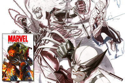 Marvel made in Italy, disponibile dal 15 Novembre