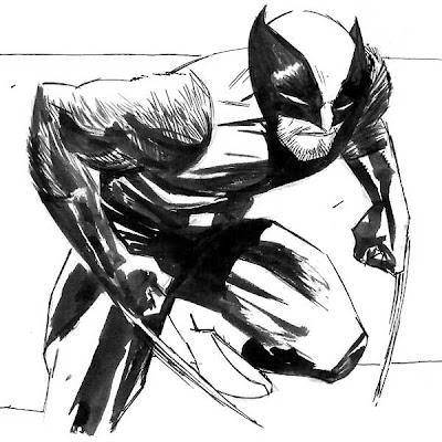Wolverine by Werther Dell'Edera