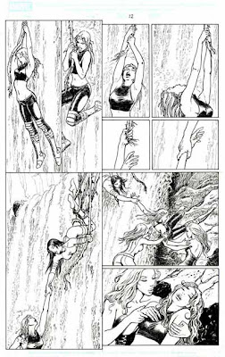 X-Men by Milo Manara