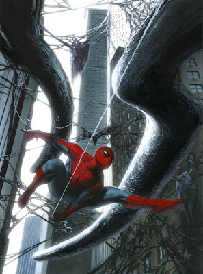 Spider-Man by Gabriele Dell'Otto