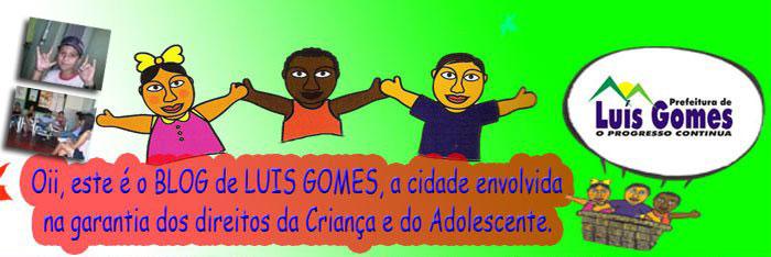 Selo Unicef - Luís Gomes