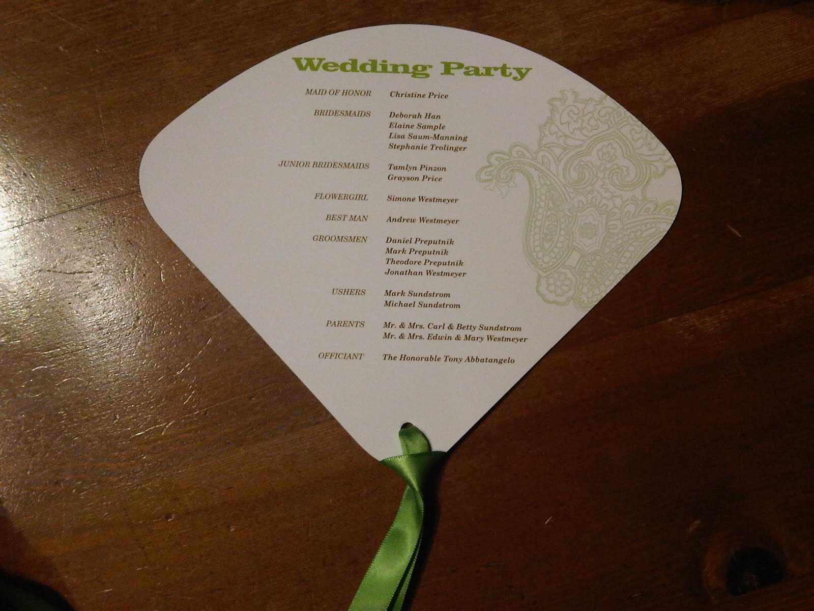 wedding program design wedding ceremony location ideas