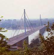 Ponte della libertà a Novi Sad