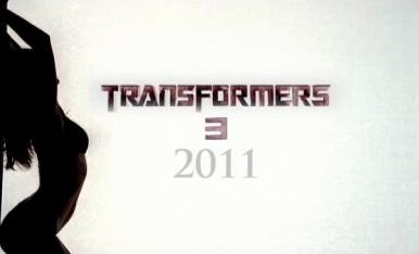 Transformers 3 Logo