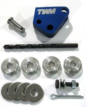 Racing Tuned Spec: TWM short shifter adapter and bush kit