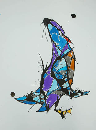 eco* Animal(pinguin)