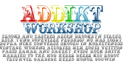 ADDIKT WORKSHOP