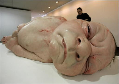 Ron Mueck, A Girl, 2006