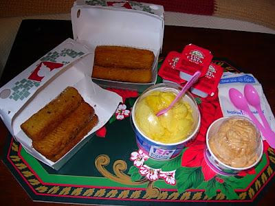 Fast Food Yummy Thanksgiving Brrrrssert