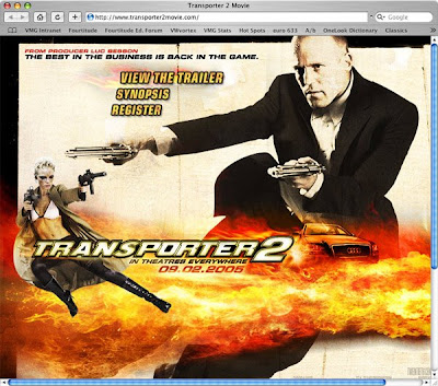 Transporter 2 2005 Hindi Dubbed Movie Watch Online