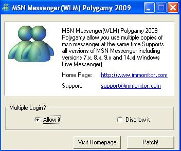 patch msn polygamie
