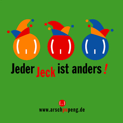 Jeder Jeck Ist Anders