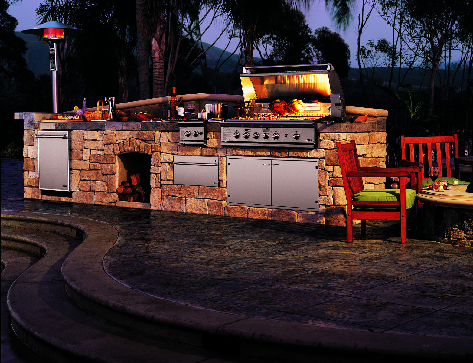 Dcs Dynamic Cooking Systems Gas Bbq Grill History And