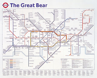Simon Patterson's The Great Bear