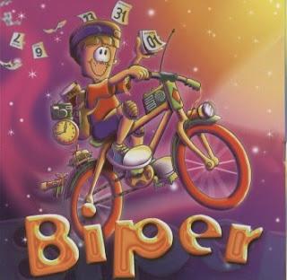 BIPER Y SUS AMIGOS Biper2
