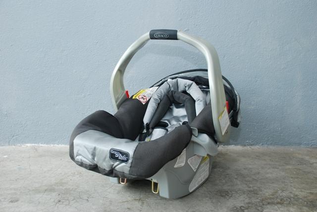 Seken Hand Shoppe Baby Carrier Graco Pedic