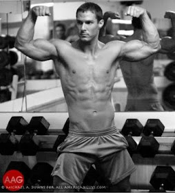 WORKOUT INSPIRATION .NET: Tyler Anthony: New AAG Model