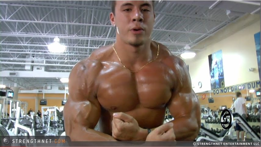 WORKOUT INSPIRATION .NET: Mike C: Pure Strength