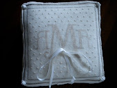 Ring Bearer's Pillow