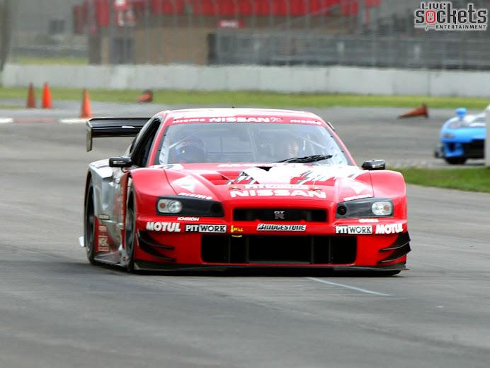 Xanavi Nismo GT-R (JGTC)