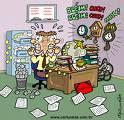 Estresores de las demandas del trabajo